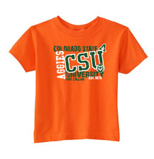 CSU Kids Orange Out Shirt